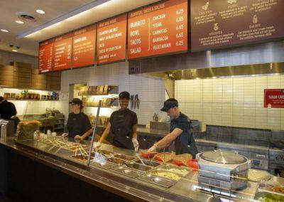 Chipotle | Restaurant | PacifiCore Construction Inc.