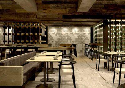 EMC | Restaurant | PacifiCore Construction Inc.