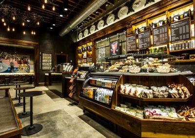 Starbucks | Restaurant | PacifiCore Construction Inc.