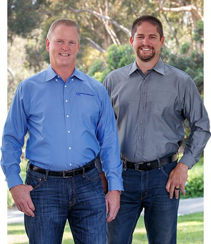 Jeff Austin, Founder & CEO, and Scot Austin, Founder & President | PacifiCore Construction Inc.